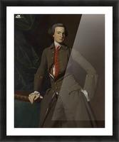 Georgians Pickman Picture Frame print