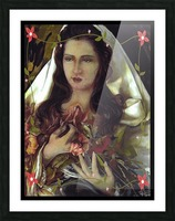 Madonna 12 Picture Frame print
