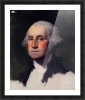 Gilbert Stuart Picture Frame print