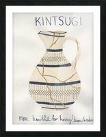Kintsugi Picture Frame print