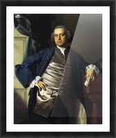 Moses Gill Picture Frame print