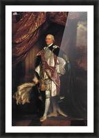 Baron Graham Picture Frame print