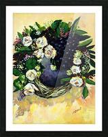 Bauhinia Variegata Picture Frame print