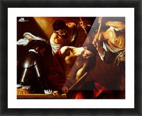 The crowning with thorns Picture Frame print