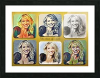 Cameron Diaz pop starcelebrity  Picture Frame print