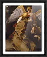 Saint John the Baptist in the Wilderness Picture Frame print