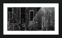 Yesteryear_Storage Room Picture Frame print