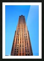 Rockefeller Picture Frame print