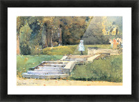 St. Cloud Mn. by Hassam Picture Frame print