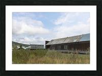 Dawson City, YT   19 Picture Frame print