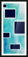 Beautiful abstract illustration for interior decoration 1 Picture Frame print