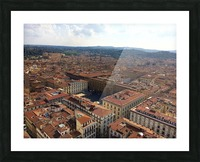 Firenze Picture Frame print