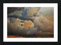 Enter Picture Frame print