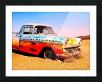 Quirky Sights of the Outback 4 Picture Frame print