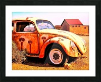 Quirky Sights of the Outback 5 Picture Frame print