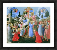 The Deposition from the Cross Picture Frame print