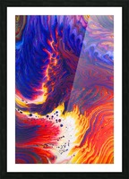 Kindle Your Inner Flame Picture Frame print