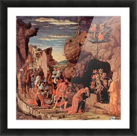 Adoration of the Magi Picture Frame print