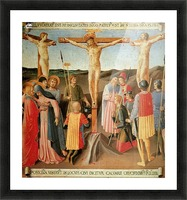 Armadio degli Argenti, Crucifixion Picture Frame print