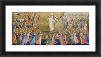 Christ Glorified In The Court Of Heaven Picture Frame print