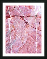 Australia Rocks - Abstract 7 Picture Frame print