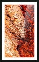 Australia Rocks - Abstract 28 Picture Frame print