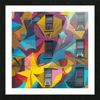 New_York_ Picture Frame print