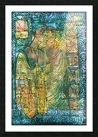 amour souverain Picture Frame print
