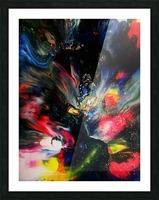 Lyra  Picture Frame print