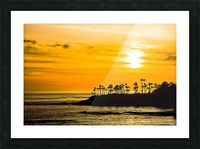 California Dreamin Picture Frame print