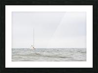 Prendre le large 2 Picture Frame print