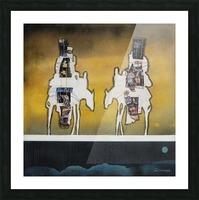 Donkey talk Impression et Cadre photo