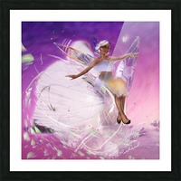 FAIRY Picture Frame print
