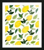 Lemona Picture Frame print