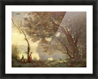 Camille Corot Picture Frame print
