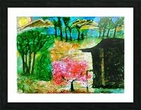Promesa Picture Frame print