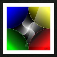 1-Colors Idea 2 Picture Frame print