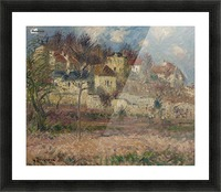 Moret-sur-Loing 02 Picture Frame print