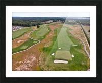 Arcadia Bluffs South Course back nine Par 5s Picture Frame print