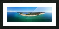 Arcadia Pano Picture Frame print