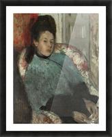 Portrait of Elena Carafa Picture Frame print
