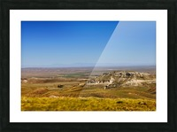 Scenic Canyon Picture Frame print