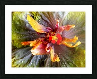 The Multicolored You Picture Frame print