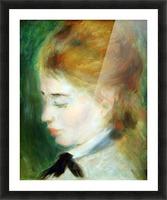 Actress Henriette Henriot Picture Frame print