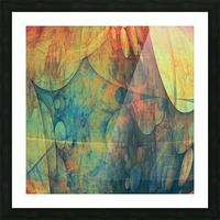 Abstract Composition 139 Picture Frame print