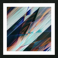 Abstract Composition 426 Picture Frame print