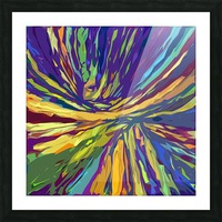 Abstract Composition 731 Picture Frame print