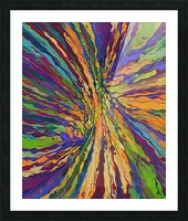 Abstract Composition 141 Picture Frame print