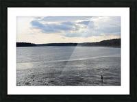 Oceans Wonder Picture Frame print