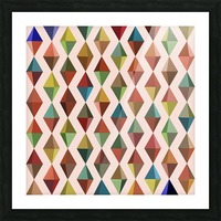 Abstract Composition 530 Picture Frame print
